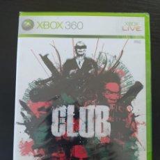 Videojuegos y Consolas: XBOX 360 - THE CLUB - PAL - NUEVO. Lote 236136830