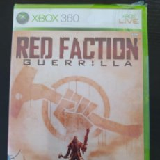 Videojuegos y Consolas: XBOX 360 - RED FACTION GUERRILL - PAL - NUEVO. Lote 236138780