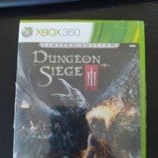 Videojuegos y Consolas: XBOX 360 - DUNGEON SIEGE 3 LIMITED EDITION - PAL - NUEVO. Lote 236139640