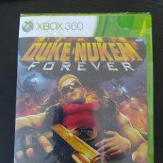 Videojuegos y Consolas: XBOX 360 - DUKE NUKEM FOREVER - PAL - NUEVO. Lote 236142415