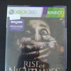 Videojuegos y Consolas: XBOX 360 - RISE OF NIGHTMARES - REQUIERE KINECT - PAL - NUEVO. Lote 236142985