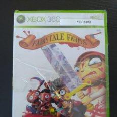 Videojuegos y Consolas: XBOX 360 - FAIRYTALES FIGHTS - PAL - NUEVO. Lote 236148450