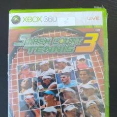 Videojuegos y Consolas: XBOX 360 - SMASH COURT TENNIS - PAL - NUEVO. Lote 236149130