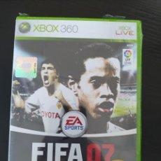 Videojuegos y Consolas: JUEGO XBOX 360 - FIFA 07 - NUEVO. Lote 236159590