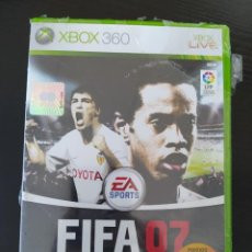 Videojuegos y Consolas: JUEGO XBOX 360 - FIFA 07 - NUEVO. Lote 236159680