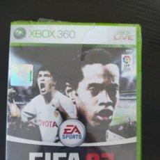 Videojuegos y Consolas: JUEGO XBOX 360 - FIFA 07 - NUEVO. Lote 236159695