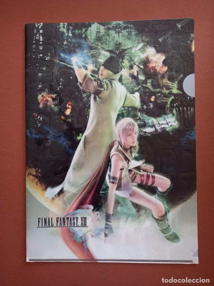 PRTALOLIOS FINAL FANTASY XIII (Juguetes - Videojuegos y Consolas - Microsoft - Xbox 360)