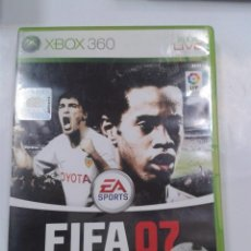 Videojogos e Consolas: FIFA 07. XBOX 360. Lote 242975955