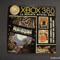Videojuegos y Consolas: CD DE DEMOS CORRESPONDIENTE AL Nº 1 DE LA REVISTA XBOX 360. Lote 243132875