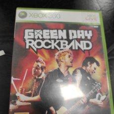 Videojuegos y Consolas: GREEN DAY ROCKBAND XBOX 360. Lote 244522230