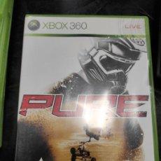 Videojuegos y Consolas: PURE XBOX 360 PAL. Lote 244553780