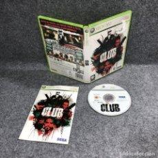 Videojuegos y Consolas: THE CLUB MICROSOFT XBOX 360. Lote 244625355