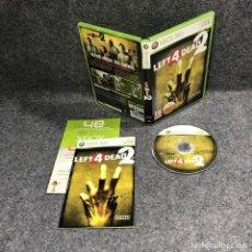 Videojuegos y Consolas: LEFT 4 DEAD 2 MICROSOFT XBOX 360. Lote 244625375