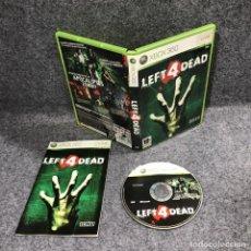 Videojuegos y Consolas: LEFT 4 DEAD MICROSOFT XBOX 360. Lote 244625380