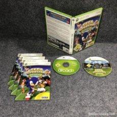 Videojuegos y Consolas: SEGA SUPERSTARS TENNIS MICROSOFT XBOX 360. Lote 244625390