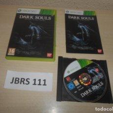 Videojuegos y Consolas: XBOX360 - DARK SOULS - PREPARE TO DIE EDITION , PAL UK , INCLUYE ESPAÑOL , COMPLETO. Lote 244641405