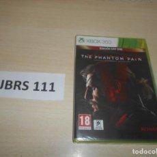 Videojuegos y Consolas: XBOX360 - METAL GEAR SOLID V - THE PHANTON PAIN - DAY ONE EDITION , PAL ESPAÑOL , PRECINTADO. Lote 244731885