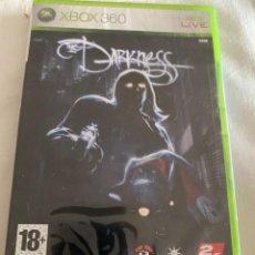 Videojuegos y Consolas: THE DARKNESS MICROSOFT XBOX 360 XBOX360 PAL NUEVO PRECINTADO. Lote 245997130