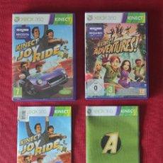 Videojuegos y Consolas: 2 JUEGOS KINECT XBOX 360. Lote 246013300