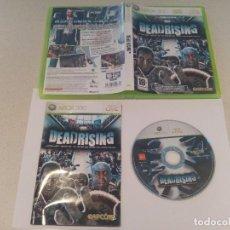 Videojuegos y Consolas: DEAD RISING XBOX360 COMPLETO PAL-ESPAÑA. Lote 246215105