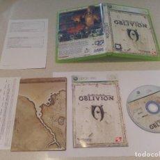 Videojuegos y Consolas: OBLIVION XBOX360 X-BOX 360 PAL-ESPAÑA. Lote 246249215