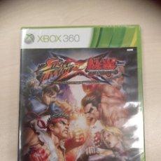 Videojuegos y Consolas: STREET FIGHTER X TEKKEN XBOX 360 - PAL ESPAÑA. Lote 247810355