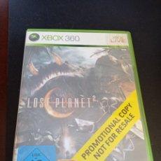 Videojuegos y Consolas: XBOX LOST PLANET 2. Lote 250334770