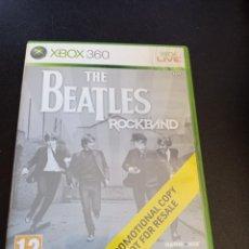 Videojuegos y Consolas: XBOX THE BEATLES ROCKBAND. Lote 250335015