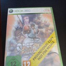 Videojuegos y Consolas: XBOX SUPER STREET FIGHTER IV NUEVO PRECINTADO. Lote 250336140