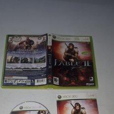 Videojuegos y Consolas: FABLE II EDICION TOTALMENTE EN CASTELLANO XBOX 360. Lote 253296560