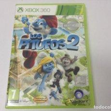 Videojuegos y Consolas: LOS PITUFOS 2. Lote 254543600