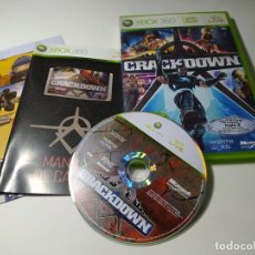 Videojuegos y Consolas: CRACKDOWN (XBOX 360 - PAL - ESP). Lote 256114915