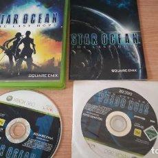 Videojuegos y Consolas: JUEGO XBOX 360 STAR OCEAN THE LAST HOPE. Lote 257405620