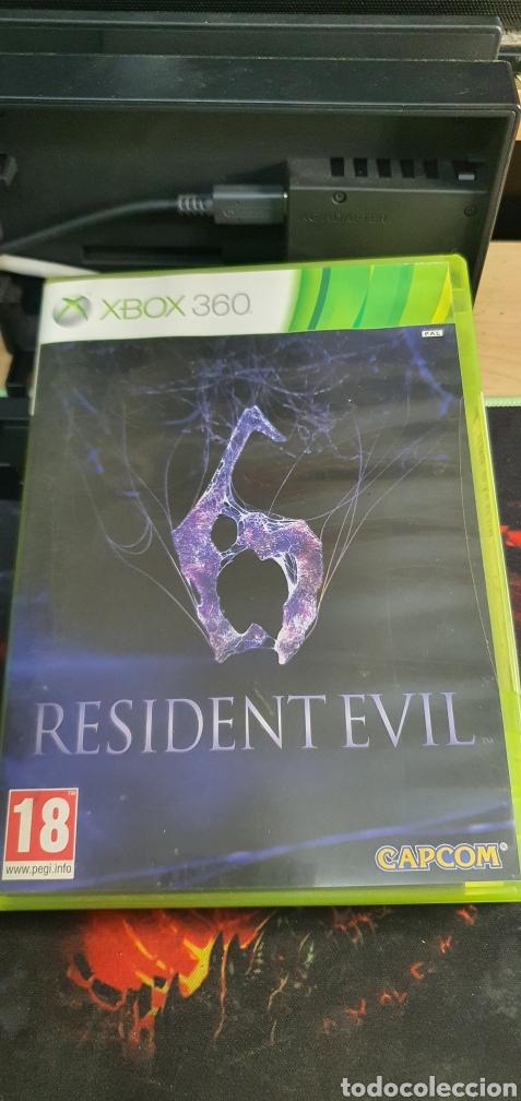 XBOX 360 RESIDENT EVIL 6 2 DISC (Juguetes - Videojuegos y Consolas - Microsoft - Xbox 360)