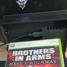 Videojuegos y Consolas: XBOX 360 BROTHERS IN ARMS HELLS HIGHWAY. Lote 258500570