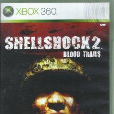 Videojuegos y Consolas: SHELLSHOCK 2: BLOOD TRAILS (CASTELLANO). Lote 258992700