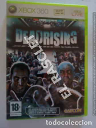 XBOX 360 JUEGO - DEADRISING (Juguetes - Videojuegos y Consolas - Microsoft - Xbox 360)