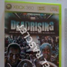 Videojogos e Consolas: XBOX 360 JUEGO - DEADRISING. Lote 261106715