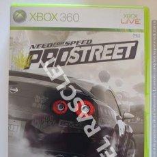 Videojogos e Consolas: XBOX 360 JUEGO - PROSTREET. Lote 261107015