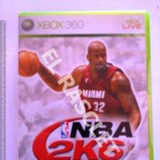 Videojuegos y Consolas: XBOX 360 JUEGO - NBA 2K6. Lote 261109645