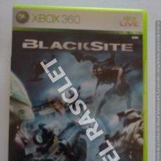Videojogos e Consolas: XBOX 360 JUEGO - BLACKSITE. Lote 261110605