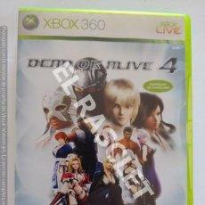 Videojuegos y Consolas: XBOX 360 JUEGO - DEAD OR ALIVE 4. Lote 261111590