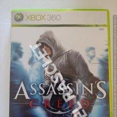 Videojuegos y Consolas: XBOX 360 JUEGO - ASSASSIN'S CREED. Lote 261112595
