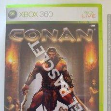 Videojuegos y Consolas: XBOX 360 JUEGO -CONAN. Lote 261112705