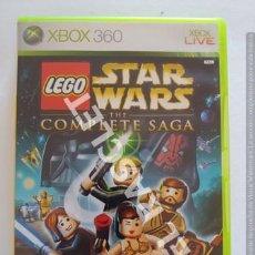 Videojuegos y Consolas: XBOX 360 JUEGO -STAR WARS - THE COMPLETE SAGA. Lote 261113010