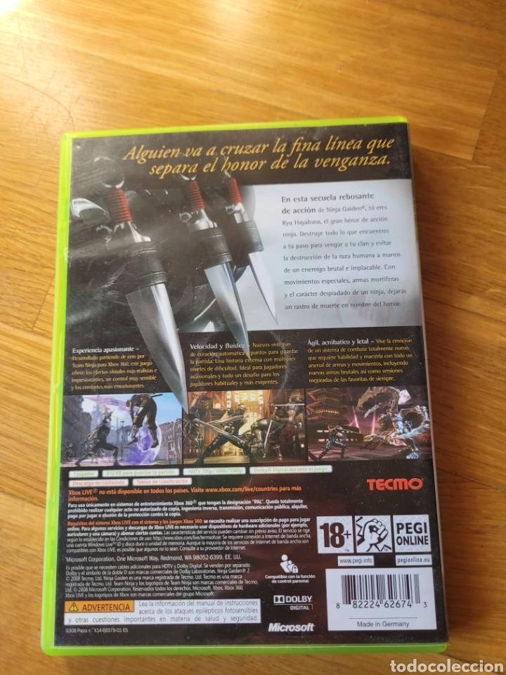 Videojuegos y Consolas: Ninja gaiden 2 - Foto 3 - 261122595