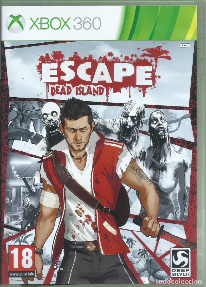 ESCAPE DEAD ISLAND (TEXTOS EN ESPAÑOL Y VOCES EN INGLÉS) (Juguetes - Videojuegos y Consolas - Microsoft - Xbox 360)