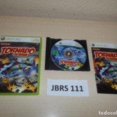 Videojuegos y Consolas: XBOX 360 - TORNADO OUTBREAK , PAL ESPAÑOL , COMPLETO. Lote 261947480