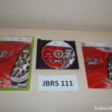 Videojuegos y Consolas: XBOX 360 - PROJECT GOTHAM RACING 4 , PAL ESPAÑOL , COMPLETO. Lote 261948050