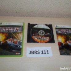 Videojuegos y Consolas: XBOX 360 - CRASH TIME II , PAL ESPAÑOL , COMPLETO. Lote 261948105